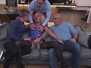 group sex Scouse.. anal