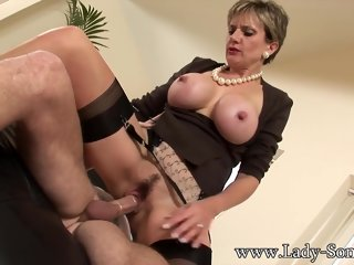 big cock Unfaithf.. threesome