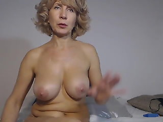 pussy Pretty mom mature